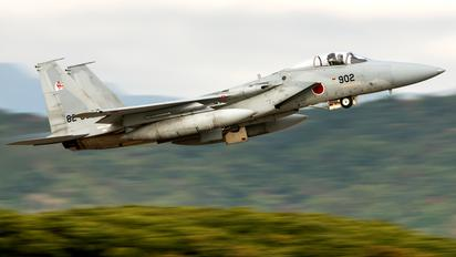82-8902 - Japan - Air Self Defence Force Mitsubishi F-15J