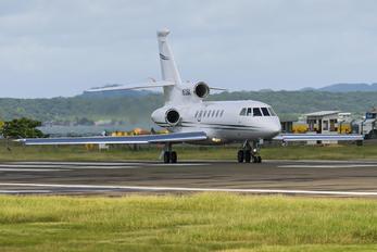 N513SK - Private Dassault Falcon 50EX
