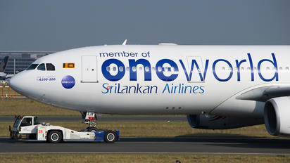 4R-ALH - SriLankan Airlines Airbus A330-200