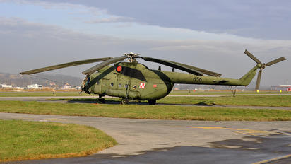 656 - Poland - Air Force Mil Mi-8T