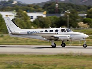 N340DJ - Private Cessna 340