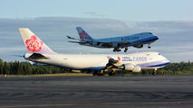 B-18712 - China Airlines Cargo Boeing 747-400F, ERF aircraft
