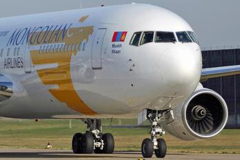 JU1011 - Mongolian Airlines Boeing 767-300ER
