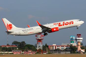 HS-LTO - Thai Lion Air Boeing 737-900ER