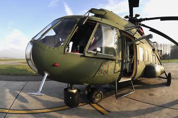 627 - Poland - Air Force Mil Mi-8