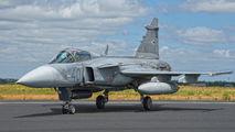 40 - Hungary - Air Force SAAB JAS 39C Gripen aircraft