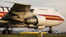 N715CK - Kalitta Air Boeing 747-200F aircraft
