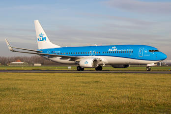PH-BXW - KLM Boeing 737-800