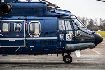D-HEGE - Bundespolizei Eurocopter AS332 Super Puma
