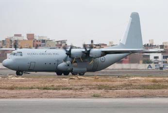 - - Peru - Air Force Lockheed L-100 Hercules