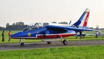 "E130 - France - Air Force ""Patrouille de France"" Dassault - Dornier Alpha Jet E aircraft"