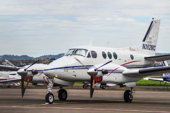 N362MC - Private Beechcraft 90 King Air