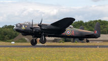 "Royal Air Force ""Battle of Britain Memorial Flight"" PA474 image"