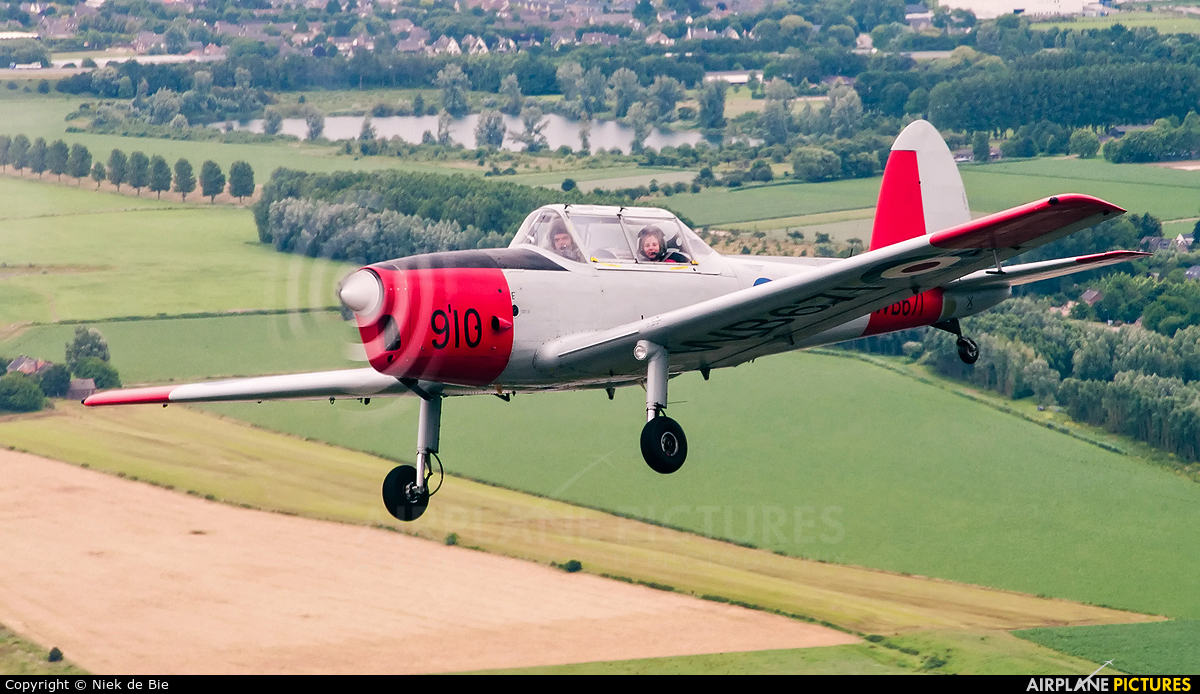 Classic Wings G-BWTG aircraft at In Flight - Netherlands