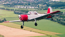 G-BWTG - Classic Wings de Havilland Canada DHC-1 Chipmunk aircraft