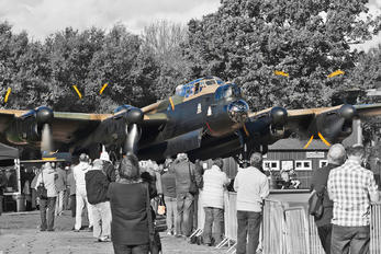 NX611 - Royal Air Force Avro 683 Lancaster VII