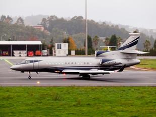 CS-TLY - Private Dassault Falcon 7X