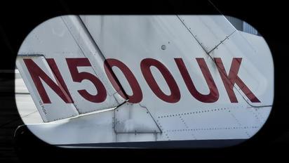N500UK - Private Eclipse EA500