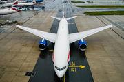 G-VIIW - British Airways Boeing 777-200 aircraft