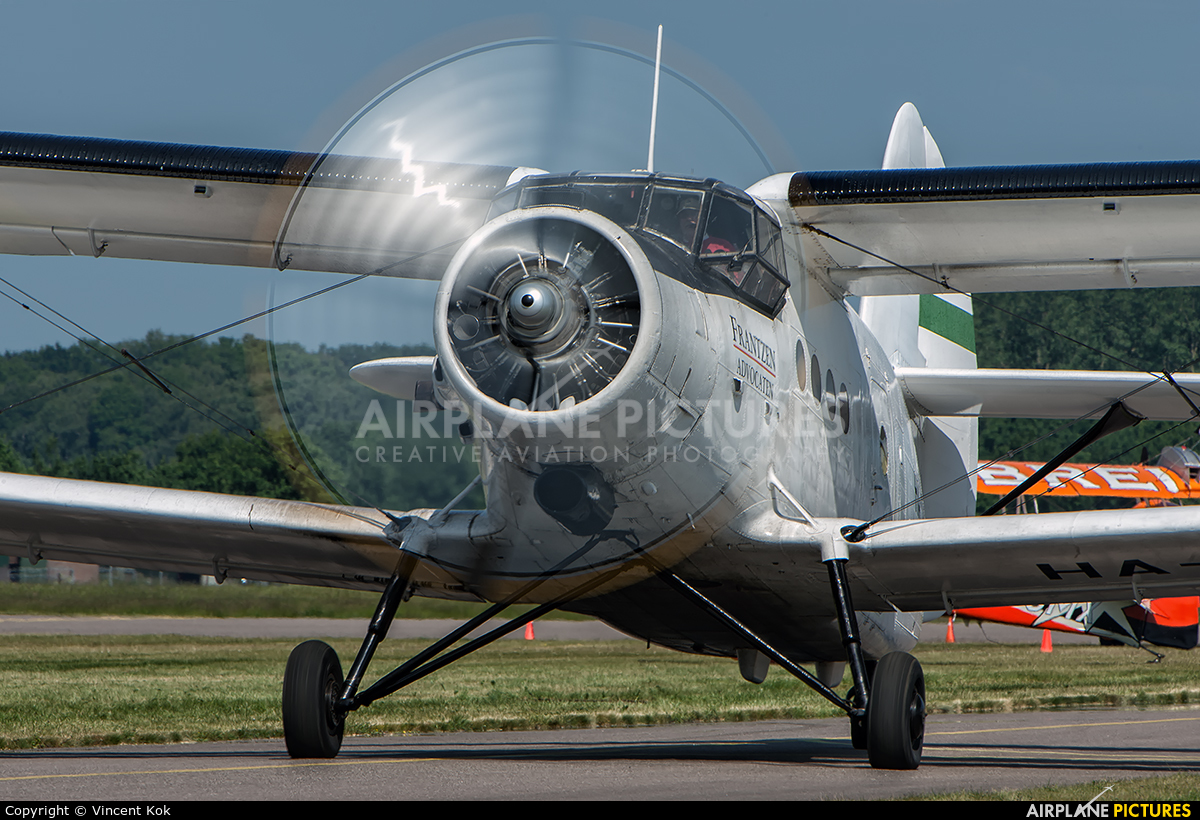 Private PH-ANI aircraft at Deventer - Teuge