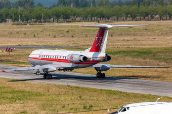 09 - Russia - Air Force Tupolev Tu-134Sh