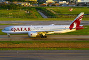 A7-BBD - Qatar Airways Boeing 777-200LR aircraft