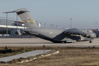 92-3293 - USA - Air Force Boeing C-17A Globemaster III