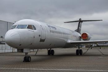 - - Flywings Airlines Fokker 100