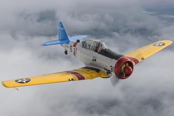 HB-RCN - Private North American Harvard/Texan (AT-6, 16, SNJ series)