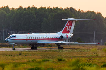 15 - Russia - Air Force Tupolev Tu-134Sh