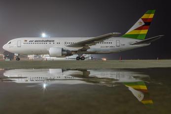 Z-WPF - Air Zimbabwe Boeing 767-200ER