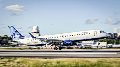 N283JB - JetBlue Airways Embraer ERJ-190 (190-100)