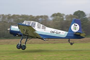 OM-GJT - Aero Slovakia Zlín Aircraft Z-37A Čmelák