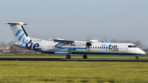 G-ECOB - Flybe de Havilland Canada DHC-8-400Q / Bombardier Q400 aircraft