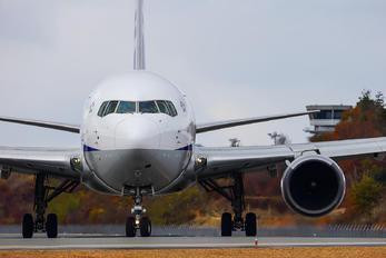 JA602A - ANA - All Nippon Airways Boeing 767-300