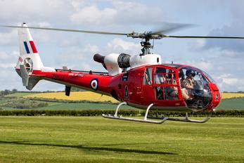 ZB627 - Royal Air Force Aerospatiale SA-341 / 342 Gazelle (all models)