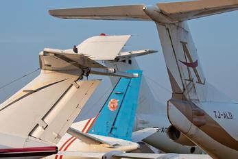 TJ-ALD - Air Leasing Cameroon Fokker F28