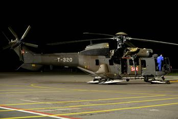 T-320 - Switzerland - Air Force Aerospatiale AS332 Super Puma