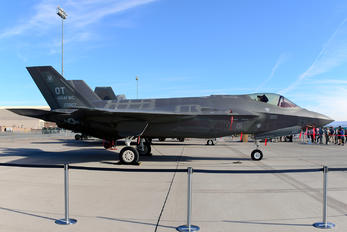 09-5007 - USA - Air Force Lockheed Martin F-35A Lightning II