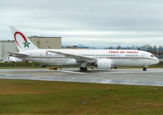 CN-RGB - Royal Air Maroc Boeing 787-8 Dreamliner