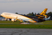 N296UP - UPS - United Parcel Service McDonnell Douglas MD-11F aircraft