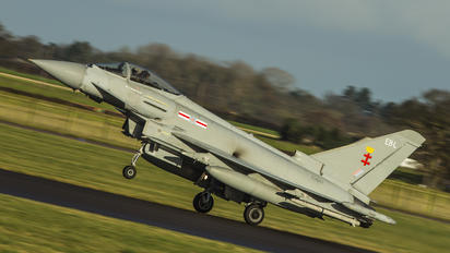 ZJ947 - Royal Air Force Eurofighter Typhoon FGR.4
