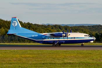 UR-DWF - Ukraine Air Alliance Antonov An-12 (all models)