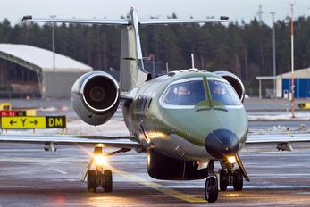 LJ-2 - Finland - Air Force Learjet 35