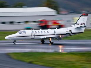 CS-DHL - NetJets Europe (Portugal) Cessna 550 Citation Bravo