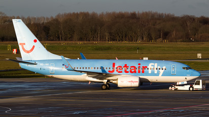 Jetairfly (TUI Airlines Belgium) - most liked photos | Airplane ...