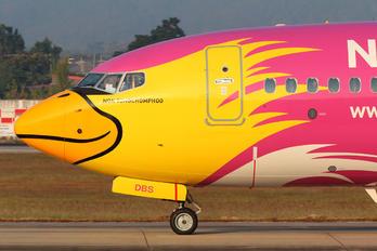HS-DBS - Nok Air Boeing 737-800