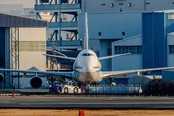 JA8961 - ANA - All Nippon Airways Boeing 747-400D
