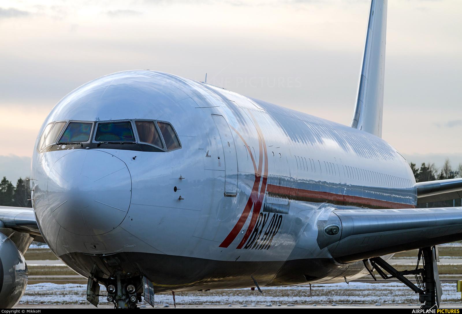 ABX Air N363CM aircraft at Helsinki - Vantaa