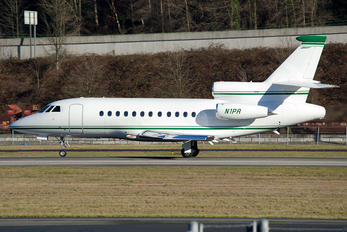 N1PR - Private Dassault Falcon 900 series